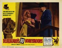 Bluebeards Ten Honeymoons - 11 x 14 Movie Poster - Style A
