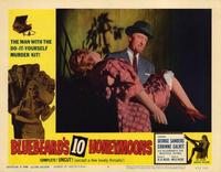 Bluebeards Ten Honeymoons - 11 x 14 Movie Poster - Style C