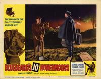 Bluebeards Ten Honeymoons - 11 x 14 Movie Poster - Style G