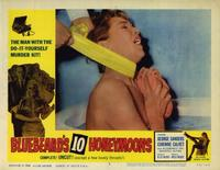 Bluebeards Ten Honeymoons - 11 x 14 Movie Poster - Style H