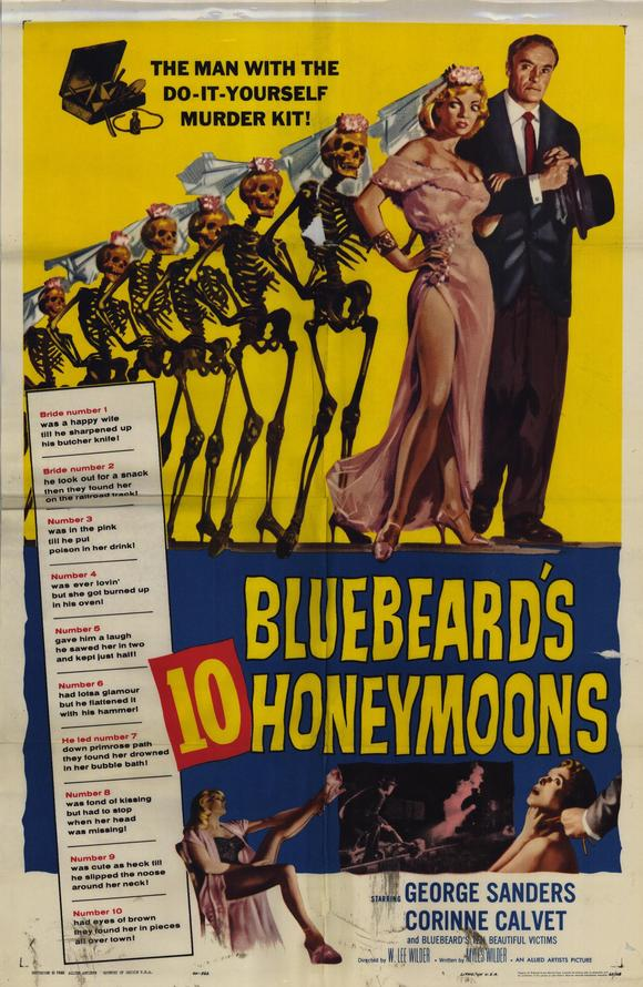 Bluebeard's Ten Honeymoons movie