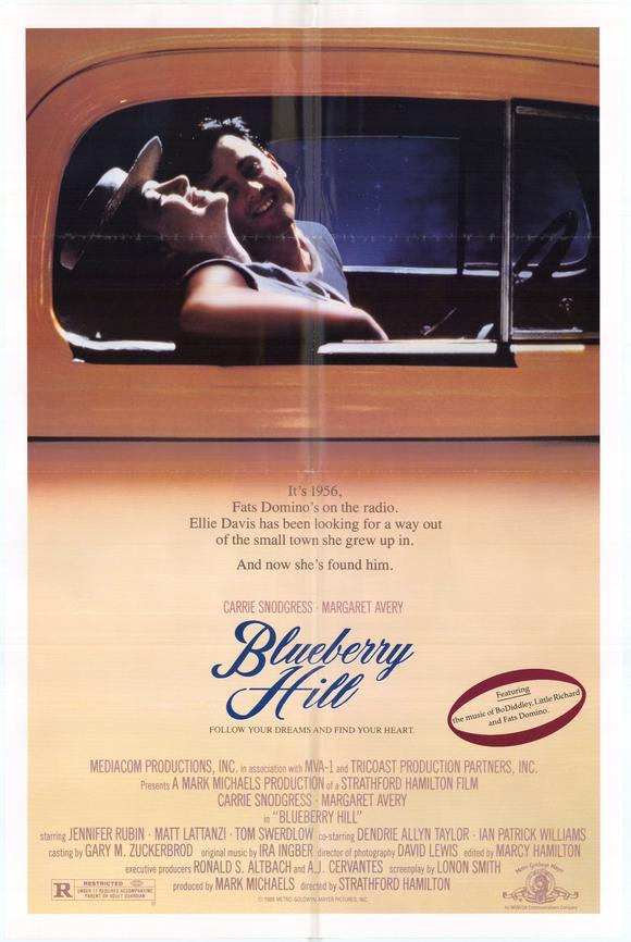 Blueberry Hill movie