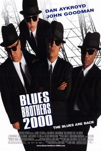 Blues Brothers 2000 - 11 x 17 Movie Poster - Style A