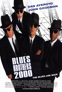 Blues Brothers 2000 - 27 x 40 Movie Poster - Style A
