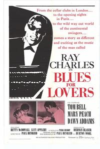 Blues for Lovers - 27 x 40 Movie Poster - Style A