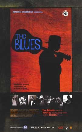 The Blues - 11 x 17 TV Poster - Style A
