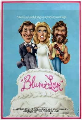 Blume in Love - 27 x 40 Movie Poster - Style B