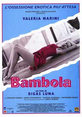 B�mbola - 27 x 40 Movie Poster - Italian Style A
