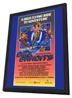 BMX Bandits - 27 x 40 Movie Poster - Style A - in Deluxe Wood Frame