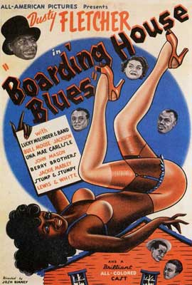 Boarding House Blues - 27 x 40 Movie Poster - Style A