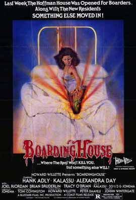Boarding House - 11 x 17 Movie Poster - Style A