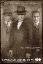 Boardwalk Empire (TV) - 11 x 17 TV Poster - Style Q