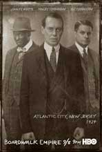 Boardwalk Empire (TV) - 27 x 40 TV Poster - Style N