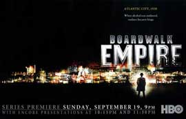 Boardwalk Empire (TV) - 11 x 17 TV Poster - Style B