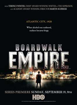 Boardwalk Empire (TV) - 11 x 17 TV Poster - Style C