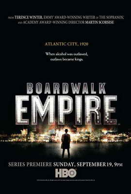 Boardwalk Empire (TV) - 27 x 40 TV Poster - Style A
