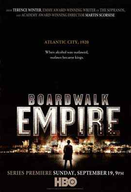 Boardwalk Empire (TV) - 27 x 40 TV Poster - Style H