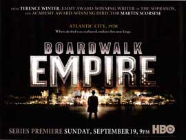 Boardwalk Empire (TV) - 30 x 40 TV Poster - Style A