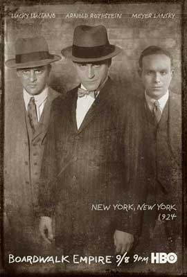 Boardwalk Empire (TV) - 27 x 40 TV Poster - Style Q