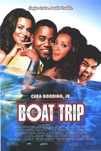Boat Trip - 11 x 17 Movie Poster - Style A