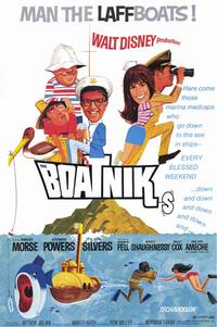The Boatniks - 11 x 17 Movie Poster - Style A