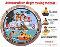 The Boatniks - 11 x 14 Movie Poster - Style A