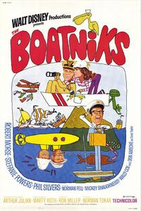The Boatniks - 27 x 40 Movie Poster - Style A