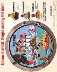 The Boatniks - 22 x 28 Movie Poster - Half Sheet Style A