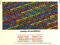 Bob & Carol & Ted & Alice - 11 x 14 Movie Poster - Style C