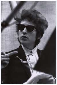 Bob Dylan - People Poster - 24 x 36 - Style A