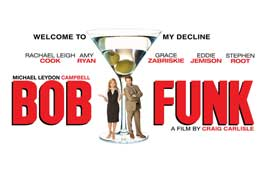 Bob Funk - 43 x 62 Movie Poster - Bus Shelter Style A