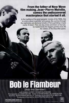 Bob le flambeur - 27 x 40 Movie Poster - Style A