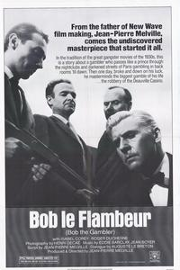 Bob le flambeur - 43 x 62 Movie Poster - Bus Shelter Style A