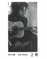 Bob Marley - 8 x 10 B&W Photo #1