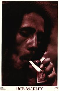 Bob Marley - Music Poster - 22 x 34 - Style A