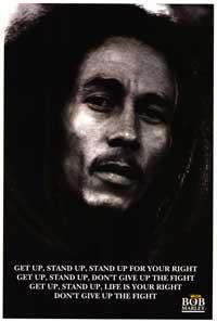 Bob Marley - Music Poster - 24 x 36 - Style F