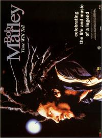 Bob Marley: Time Will Tell - 11 x 17 Movie Poster - Style B