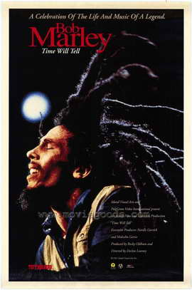 Bob Marley: Time Will Tell - 27 x 40 Movie Poster - Style A