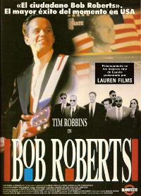 Bob Roberts - 11 x 17 Movie Poster - Spanish Style A