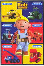 Bob the Builder - 27 x 40 Movie Poster - German Style A