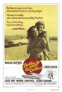 Bobbie Jo and the Outlaw - 27 x 40 Movie Poster - Style A