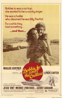 Bobbie Jo and the Outlaw - 43 x 62 Movie Poster - Bus Shelter Style A