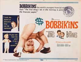Bobbikins - 11 x 14 Movie Poster - Style A