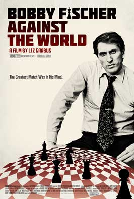 Bobby Fischer Against the World - 43 x 62 Movie Poster - Bus Shelter Style A