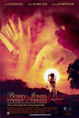 Bobby Jones, Stroke of Genius - 11 x 17 Movie Poster - Style A