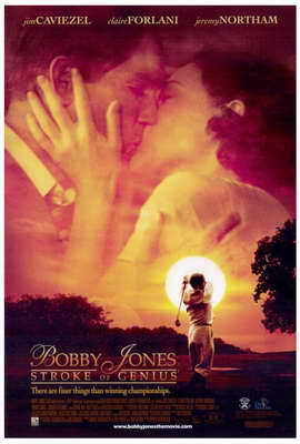 Bobby Jones, Stroke of Genius - 27 x 40 Movie Poster - Style A