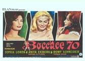 Boccaccio '70 - 11 x 17 Movie Poster - Belgian Style A
