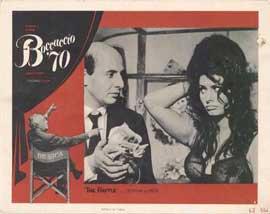 Boccaccio '70 - 11 x 14 Movie Poster - Style C