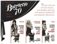 Boccaccio '70 - 11 x 14 Movie Poster - Style E