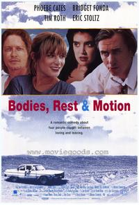 Bodies, Rest and Motion - 27 x 40 Movie Poster - Style A